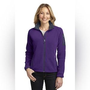 Port Authority Ladies Enhanced Value Fleece Full-Zip Jacket. L229