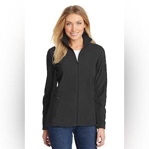 Port Authority Ladies Summit Fleece Full-Zip Jacket. L233