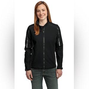 Port Authority Ladies Embark Soft Shell Jacket. L307