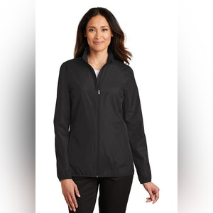 Port Authority Ladies Zephyr Full-Zip Jacket. L344