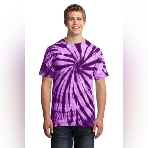 Port & Company - Tie-Dye Tee. PC147