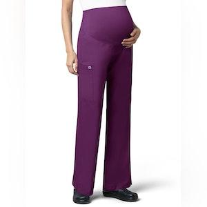 WonderWink WonderWORK Women's Maternity Cargo Pant.  545