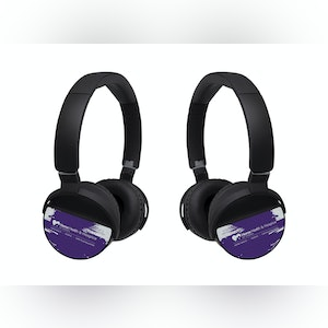 Lunatune Wireless Headphones.  LUNATUNE