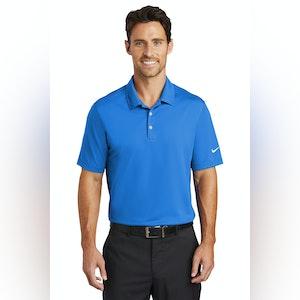 Nike Dri-FIT Vertical Mesh Polo.637167