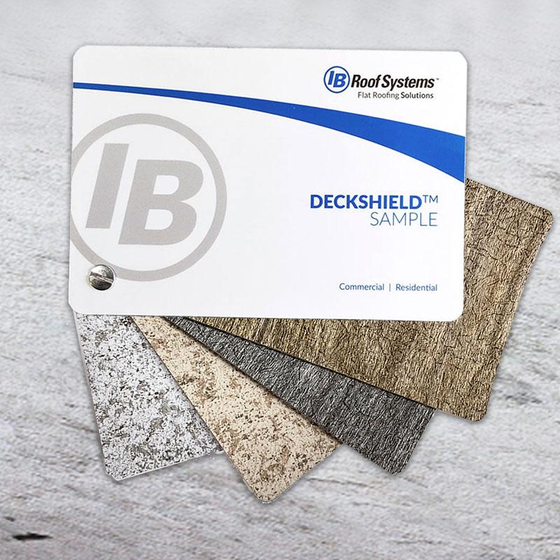 DeckShield Samples