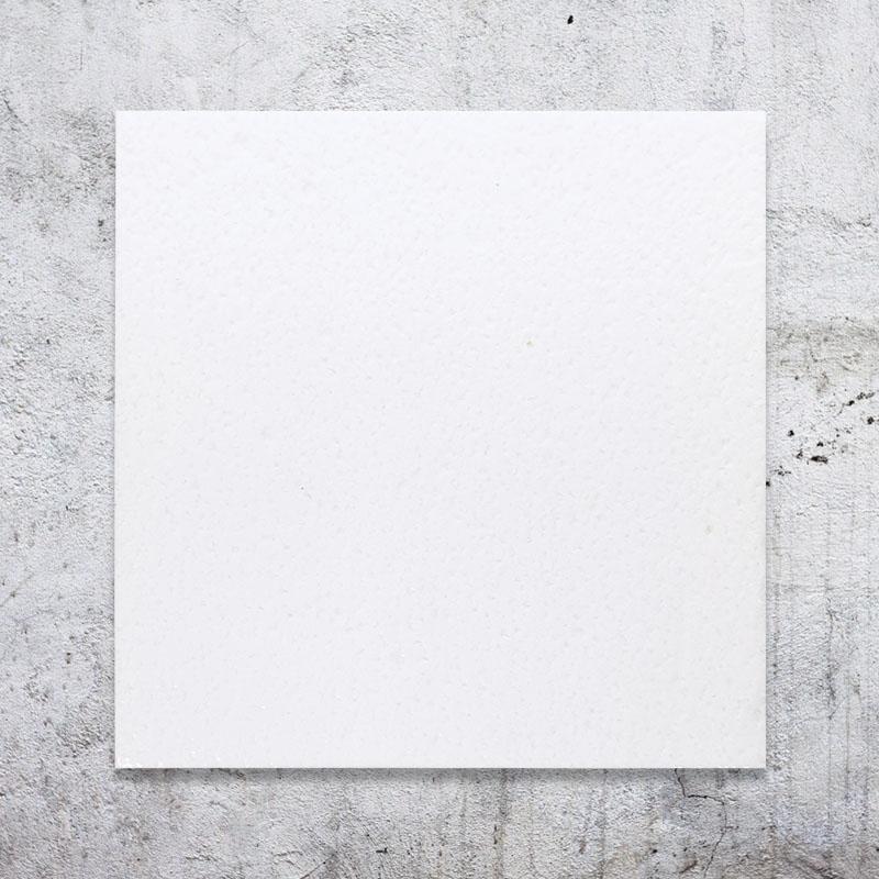 Fan Fold Cover Board Sample