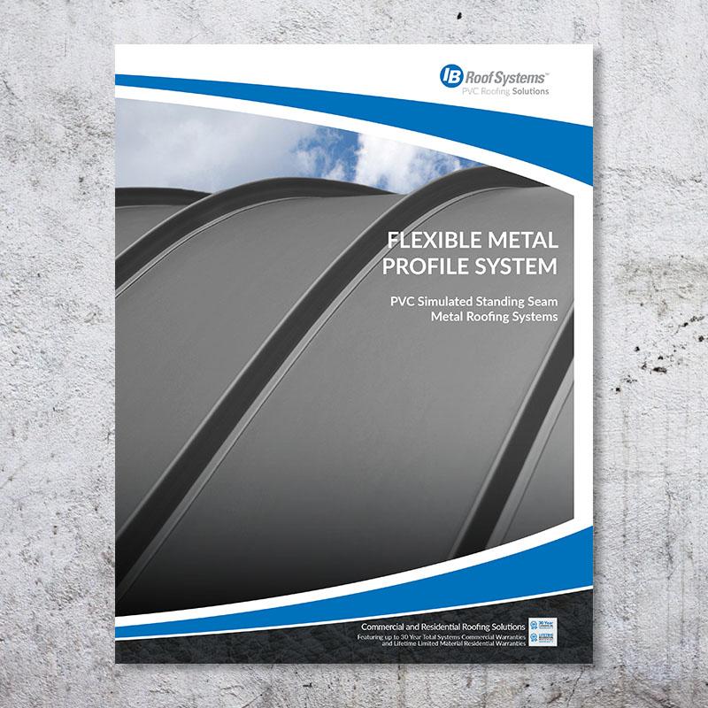 Flexible Metal Profile Brochure