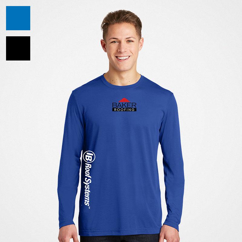 Gildan Dryblend 50/50 L/S T-Shirt