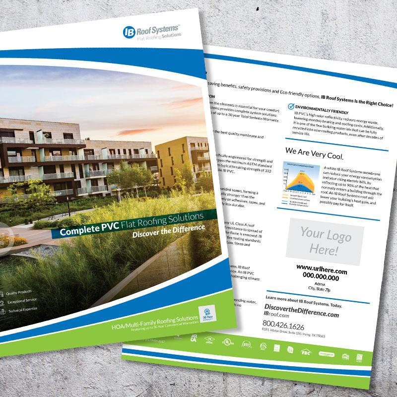 Co-Branded HOA Brochure