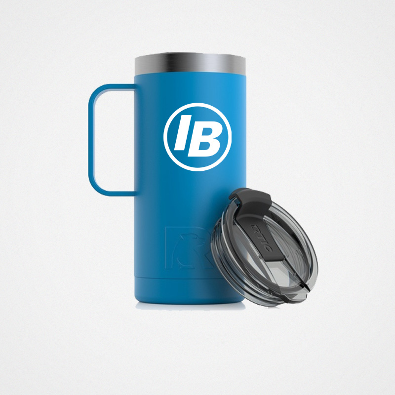 16 Oz Rtic Cup Blue