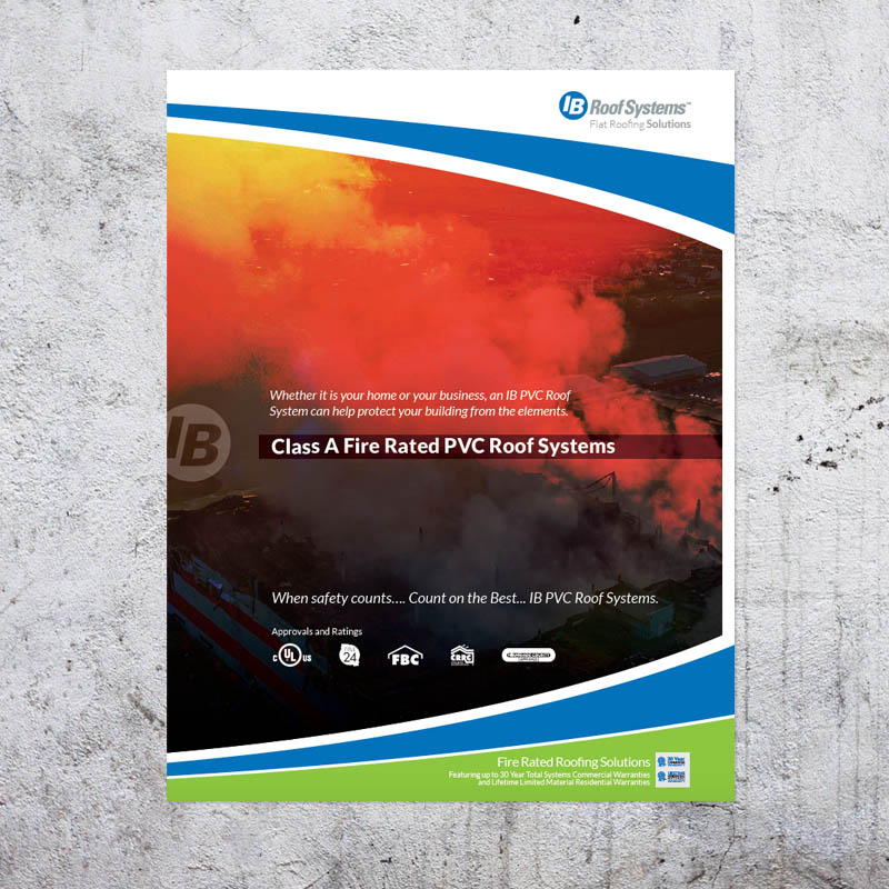 IB Fire Rated Brochure