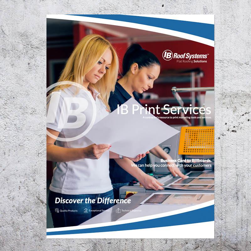 IB Printing Services