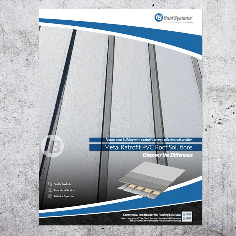 IB Metal Retrofit PVC