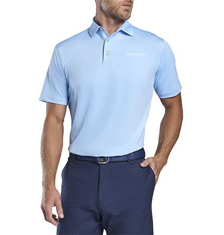Stretch Jersey Polo Shirt -