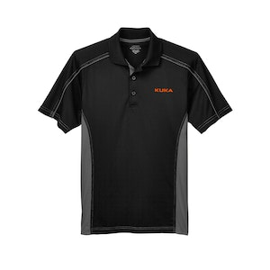 Extreme Men's Eperformance Fuse Snag Protection Plus Colorblock Polo