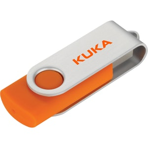 Rotate Flash Drive - 2 GB