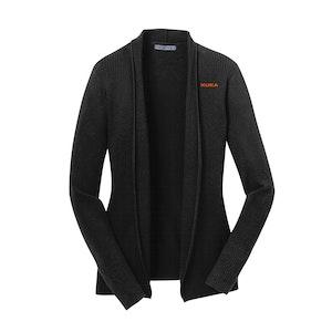 Port Authority Ladies Open Front Cardigan Sweater