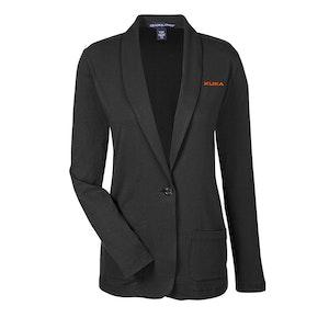Devon & Jones Ladies' Perfect Fit Shawl Collar Cardigan