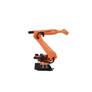 KUKA Quantec Robot Model