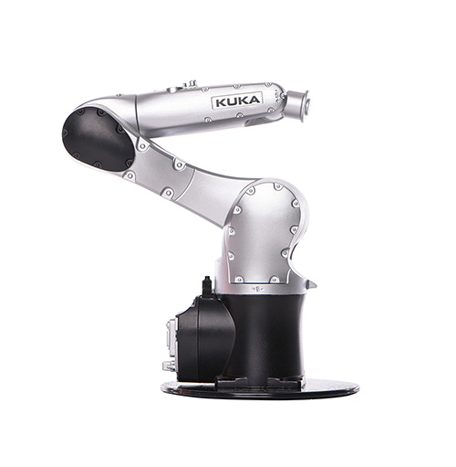 KUKA Agilus 120 Years Edition Robot Model -