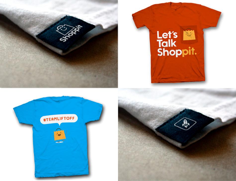 Shoppit T-Shirt designs – various