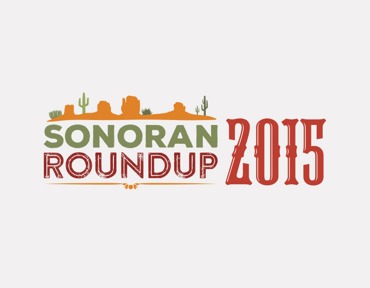 Sonoran Roundup 2015 logo