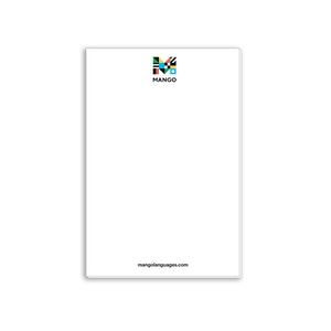 "4""x 6"" BIC Adhesive 25 Sheet Notepad"