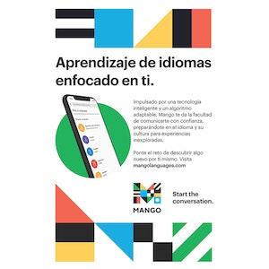 Mango General Poster - Spanish
