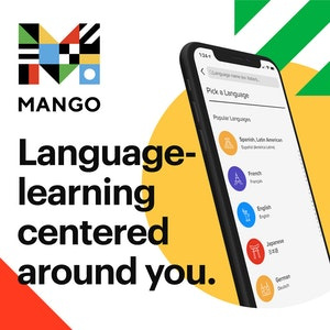 Mango Promo Graphic - Square