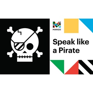 Mango Pirate Day Email GIF