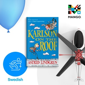 Summer Reading - Karlson on the Roof