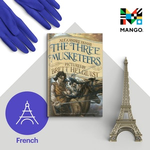Summer Reading - The Three Musketeers