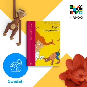 Summer Reading - Pippi Longstocking