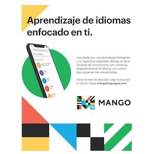 Mango General Flyer - Spanish