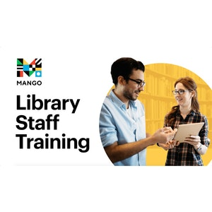 Library Staff Training | Mango Languages