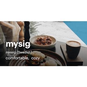 Words | mysig (Swedish) | Twitter