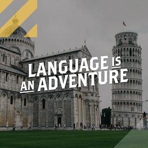 Italian Themed Social 2021 | Language is an Adventure | Instagram