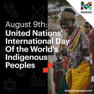 World's Indigenous Peoples Day 2021 | Instagram