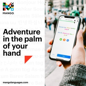 Adventure in The Palm of Your Hand | Instagram
