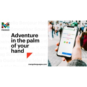 Adventure in The Palm of Your Hand | Facebook + Twitter