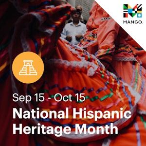 National Hispanic Heritage Month   Instagram