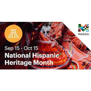 National Hispanic Heritage Month | Facebook + Twitter