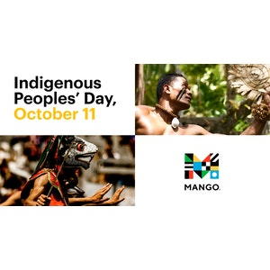 Indigenous Peoples' Day | Facebook + Twitter