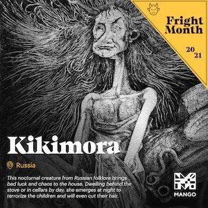 Fright Month - Kikimora | Facebook + Instagram