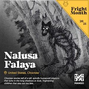 Fright Month - Nalusa Falaya | Facebook + Instagram