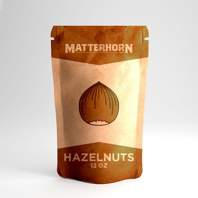 Matterhorn Hazelnuts - 12 Oz.