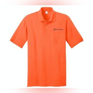 MCP Orange Polo