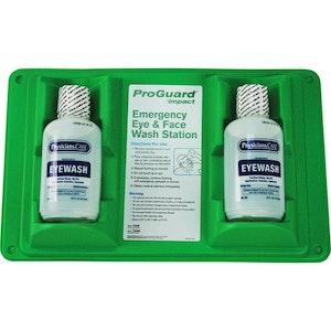 Emergency Eye & Face Wash Station (16 oz)
