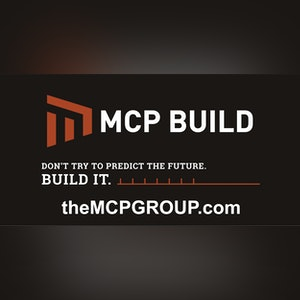 MCP Standard Build Banner (8 Foot)