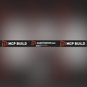 MCP V-Shape Banner (2X32)